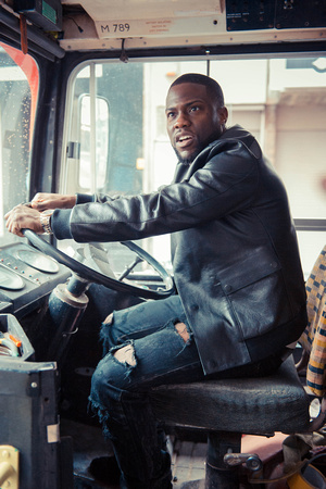 Kevin Hart promotion Ride Along 2